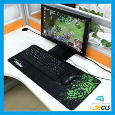 Tappetino per Mouse tastiera Gaming Ufficio 69,5 cm x 29,5 cm Gioco Pc Computer