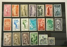 Fernando Poo Spain Lot of 20 Stamps Mint & Cancelled #5977