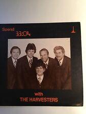Spend 33:04 with The Harvesters Quartet 1976 vinyl Lp