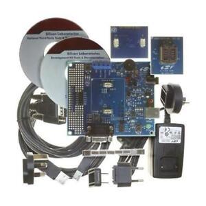 1 x Silicon Labs C8051T60x MCU development kit C8051T600DK
