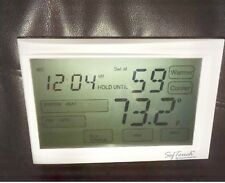 """(Lot Of 5) New Ameristar 5 1/2""""Touch Screen Thermostat. Program 5-1-1/7 Day."""