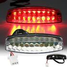 12V LED REAR TAIL BRAKE LIGHT FOR 50 70 110 125CC ATV QUAD TAOTAO NST SUNL