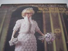 Paradise Publications; Princess Diana; Crochet Collector Costume; Volume 49