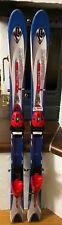 Kinderski Ski Carver K2 syncro Länge 110 cm mit neuem Skiservice
