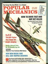 Popular Mechanics Magazine January 1968 O-2 Fighter 062917nonjhe