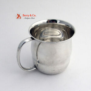Baby Cup Sterling Silver Towle