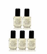 CND ESSENTIALS SOLAR OIL 3.7ML 5 PACK NAIL AND CUTICLE CONDITIONER (5 PACK) UK
