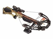 New Barnett 78230 Crossbow Ghost 385 Package CRT w/Scope, Arrows, and Quiver