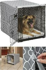 Dog Crate Cover Privacy Dog Crate Cover Fits MidWest Dog Crates