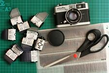 10x Kodak B&W 35mm film. Ortho ISO 3, Standard processing, orthochromatic