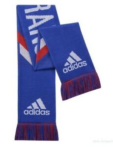 FIFA WORLD CUP FRANCE FRENCH TEAM Blue Brand New Official Adidas Scarf NTW