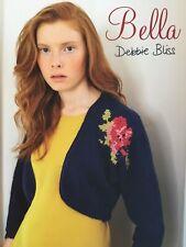 Bella Debbie Bliss Beautiful Ladies Knitting Pattern Book 8 patterns