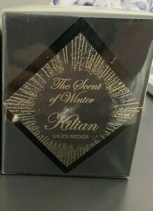 Kilian Scent Of Winter Candle Sealed! Rare Discontinued!
