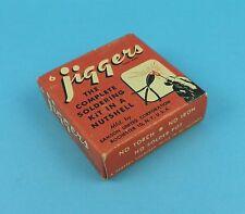 Jiggers Complete Soldering Kit In A Nutshell Original - 1950s Stock Unopened