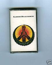 CASSETTE TAPE (NEW ) LATIN ALLIANCE