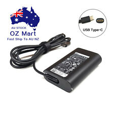 Genuine 45w USB Type-c Power Adapter Charger Dell XPS 13 9365 7390 2-in-1 P71G