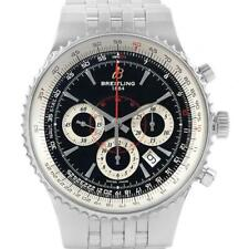 Breitling Montbrillant 47 Steel Mens Limited Edition Watch A23351