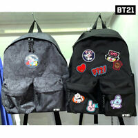 BTS BT21 Official Authentic Goods Backpack Heart Ver + Tracking Number