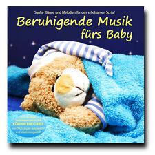 CD Beruhigende Musik fürs Baby - Sanfte Klänge für den erholsamen Schlaf