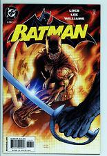 Batman 616 - Hush Book - High Grade 9.6 / 9.8 NM+