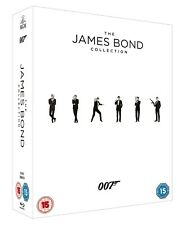 The James Bond Collection (Box Set with Digital Download) [Blu-ray]