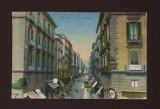 Naples Posted Printed Collectable Italian Postcards