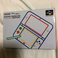 Nintendo new 3DS L L Super Nintendo Edition from Japan Game