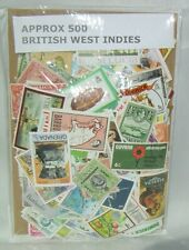 More details for collection of britsh west indies approx 500