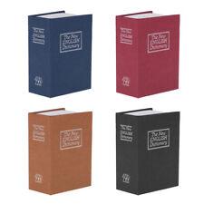 Buch Safe mit Zahlenschloss  Home Dictionary Diversion Metal Safe Lock Box