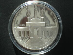 USA 1$ Silver Proof 1984 S Los Angeles Summer Olympic Games LA Memorial Coliseum