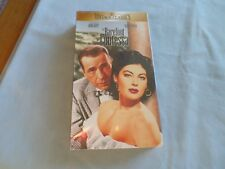 The Barefoot Contessa (VHS, 1954) - HUMPHREY BOGART / AVA GARDNER - NEW