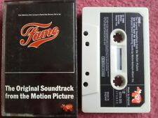 """Fame"" Original Soundtrack Cassette Album. 1980 RSO Records Paper Label Issue."
