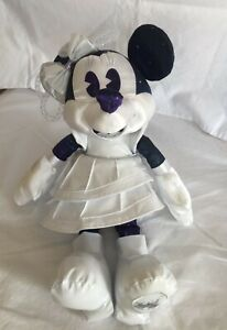 Minnie Mouse Main Attraction Plush January Space Mountain