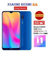 32GB Xiaomi Redmi 8A Movil libre DualSIM VERSION GLOBAL España