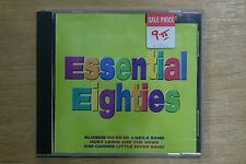 Essential Eighties Disc 1 - Blondie, Sly Fox, QED (C241)