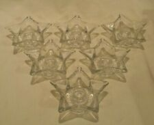 New ListingVintage Star Shaped Candlesticks Candle Holders for Taper Candles Set of 6
