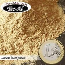 LIMONE BUCCE POLVERE x1kg LIMBU250C20B1.PO Busta in alluminio da 1 kg. Cartone d