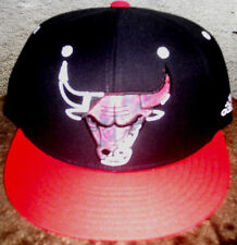 Chicago Bulls Adidas Fitted Hat Size 7 3/8