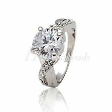 Unbranded Platinum Plated Fashion Rings