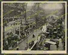 Auto-foire paris grand palais Clémence-Gaillardet Bozier Licorne Bianchi HURTU 1908