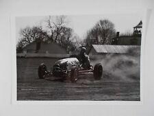 "5"" x 7"" B/W Photo 1950 Williams Grove Tommy Matson"