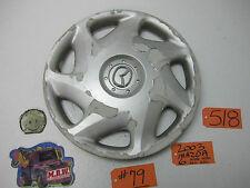 03 04 MAZDA 6 WHEEL COVER HUB CAP 16 RIM CENTER 7 SPOKE OEM GK2A37170 HUBCAP CAR