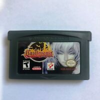 Castlevania: Aria of Sorrow Game Boy Advance Video Game [USA] Version