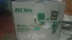 New rcbs reloading kit