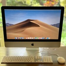 "Apple iMac 21.5"" Late 2013, Mojave, Keyboard & Mouse"