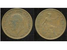 ROYAUME UNI - GREAT BRITAIN half penny 1929   ( ca )