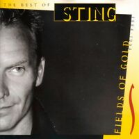 Sting-Fields of Gold The Best of Sting 1984-1994 CD