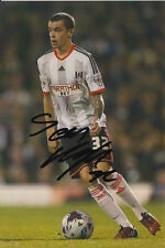 FULHAM HAND SIGNED SEAN KAVANAGH 6X4 PHOTO.