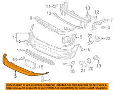VW VOLKSWAGEN OEM 17-18 e-Golf-Spoiler / Wing Kit 5G0805915T9B9