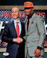 TJ Warren signed 8x10 photo PSA/DNA Phoenix Suns Autographed